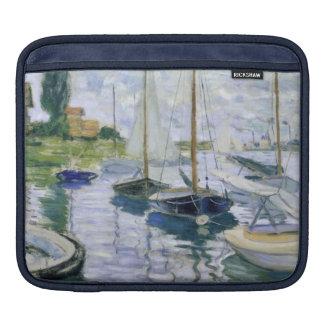 残りのボート iPadスリーブ