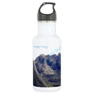 残りの上の空の石 ウォーターボトル