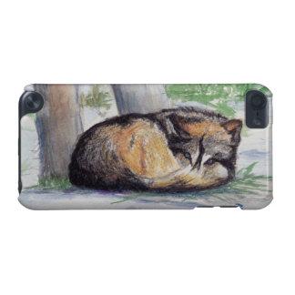 残りのIpod touchの場合のオオカミ iPod Touch 5G ケース