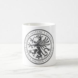 残忍な性質のマグ コーヒーマグカップ