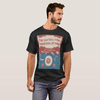 残念です Tシャツ