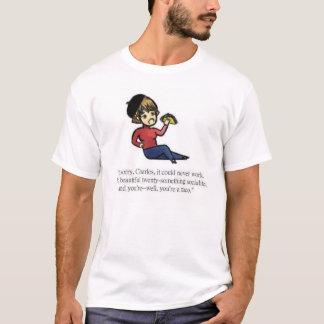 残念なチャールズ Tシャツ