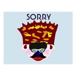 残念なルディMan's Crown Face氏の ポストカード