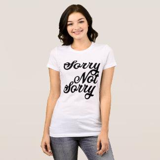 残念な残念 Tシャツ
