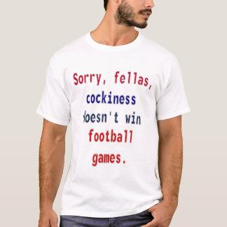 残念な農夫 Tシャツ