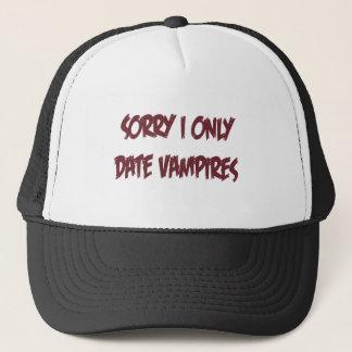 残念なIの日付の吸血鬼だけ キャップ