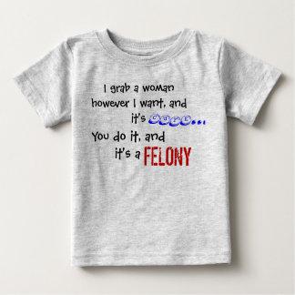 残酷なベビー真実2 ベビーTシャツ