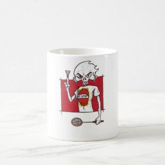 """残酷なムーサの""""残酷な芽5""""コーヒー・マグ コーヒーマグカップ"""