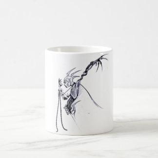 """残酷なムーサ""""Bionic 1""""コーヒー・マグ コーヒーマグカップ"""
