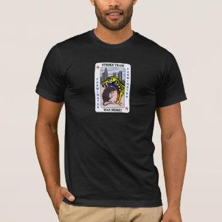 殴打のチーム Tシャツ