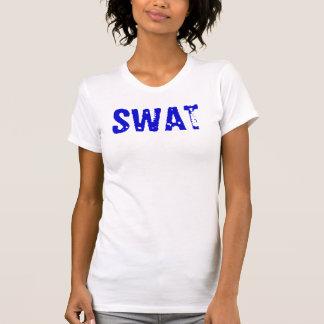 殴打の帽子T Tシャツ