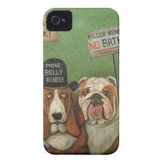 殴打の犬 Case-Mate iPhone 4 ケース