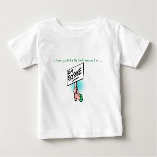 殴打の調理師! ベビーTシャツ