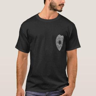殴打のTシャツ Tシャツ