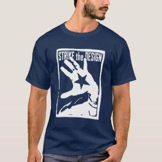 殴打手 Tシャツ
