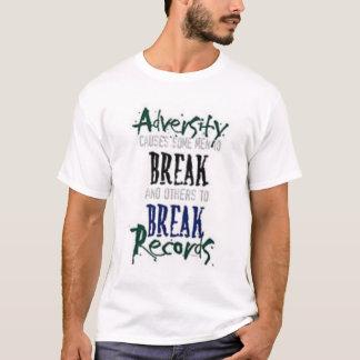 殺さない何が災難は、…作ります Tシャツ