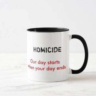 殺人マグ マグカップ