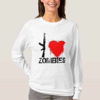 殺害のゾンビのワイシャツ Tシャツ