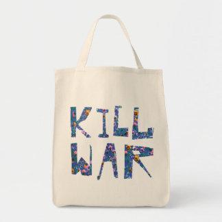 殺害戦争 トートバッグ