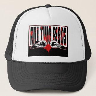 殺害2の鳥の球の帽子 キャップ