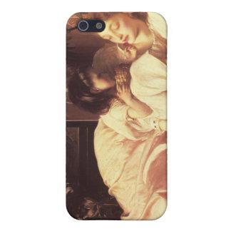 母および児童の主Frederick Leighton iPhone 5 カバー