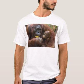 母および息子 Tシャツ