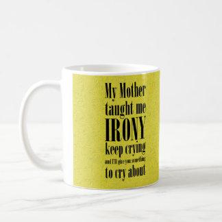 母の教授 コーヒーマグカップ