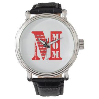 母の日の現在 腕時計