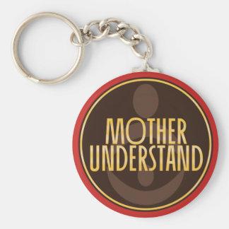 母は理解します キーホルダー
