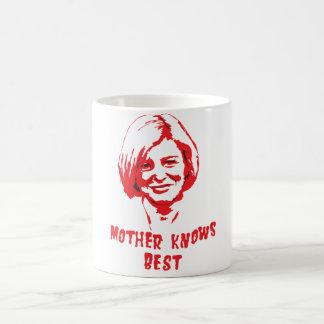 母は知っています コーヒーマグカップ