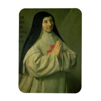 母キャサリンアグネスArnauld (1593-1年のポートレート マグネット