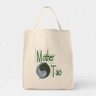母タオの買い物袋 トートバッグ