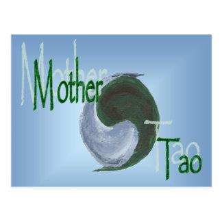 母タオの郵便はがき ポストカード