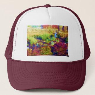 母メリーの庭の帽子 キャップ
