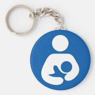 母乳で育てる/看護アイコン キーホルダー
