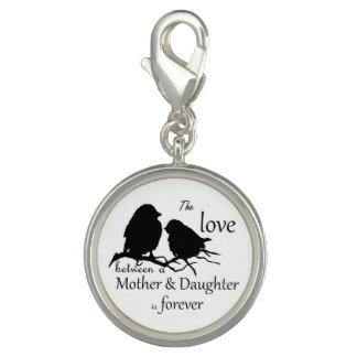 母及び娘間の愛は永久に引用文です チャーム