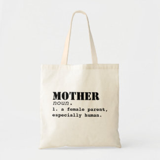 母定義母の日のバッグ トートバッグ