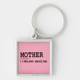 母定義母の日Keychain キーホルダー