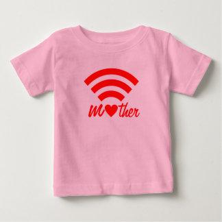 母性愛信号 ベビーTシャツ