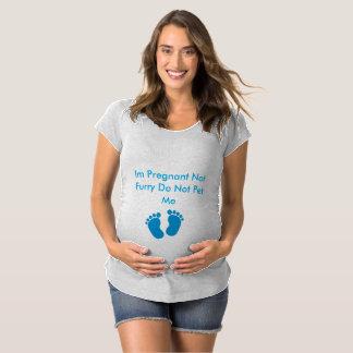 母性 マタニティTシャツ