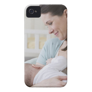 母母乳で育てるベビー Case-Mate iPhone 4 ケース