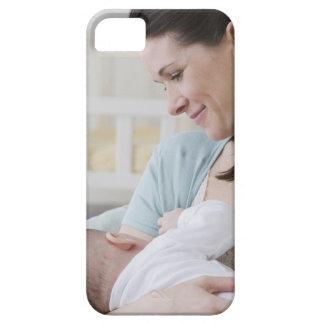 母母乳で育てるベビー iPhone SE/5/5s ケース