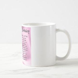母詩-第80誕生日 コーヒーマグカップ