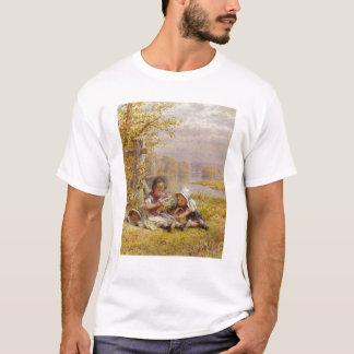 母1867年のためのPosy Tシャツ