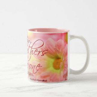 母 ツートーンマグカップ