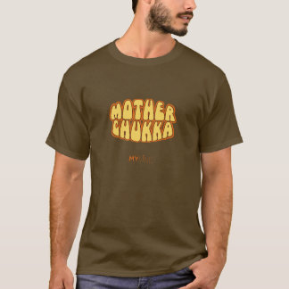 母Chukka Tシャツ