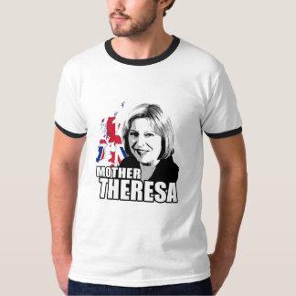母Theresaはよろしいです- Tシャツ
