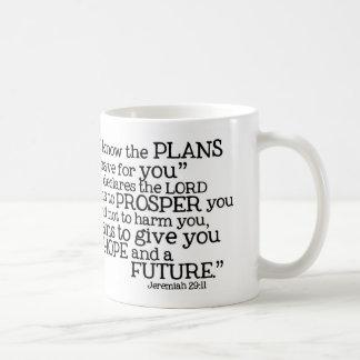 毎日のインスピレーション コーヒーマグカップ