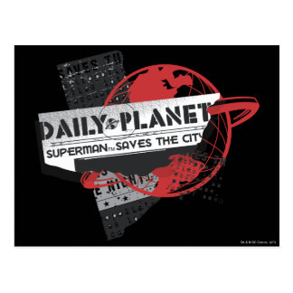 毎日の惑星-都市を救います ポストカード