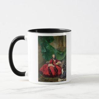 毎日の服のマリアLeszczynskaのポートレート マグカップ